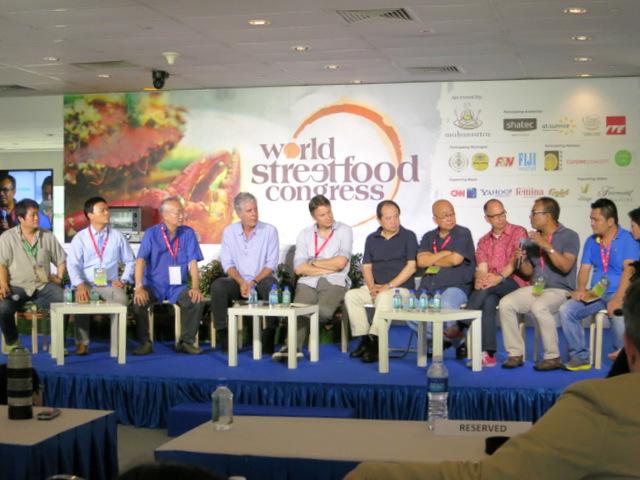 World Street Food Congress 2013 speakers