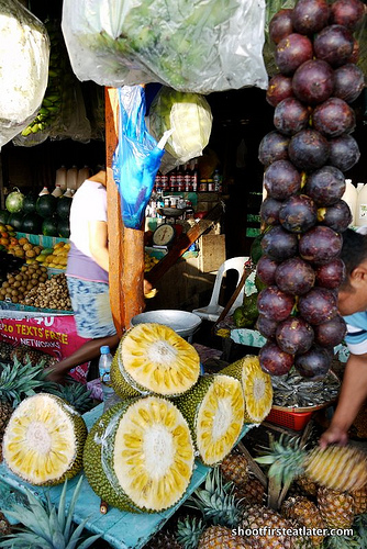 langka or jackfruit