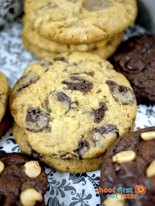 Belgian Chocolate Chip Cookies