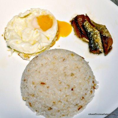 Filipino breakfast