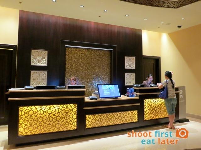 Sheraton Macao Hotel- Sheraton Club Lounge