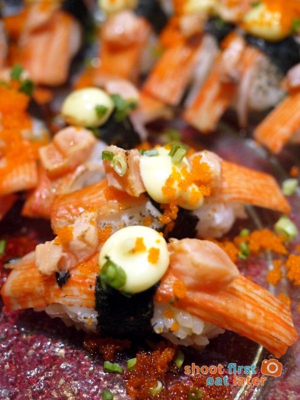 Inagiku, Makati Shangri-La- sushi-006