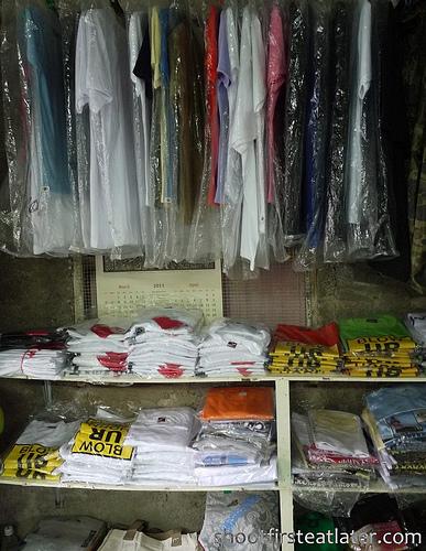 souvenir store at Basco airport-3