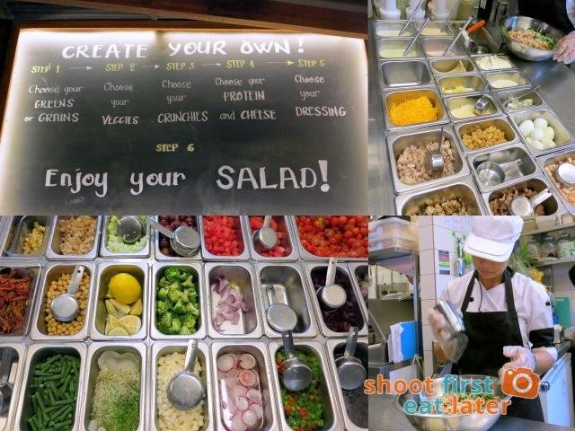 salad bar P385
