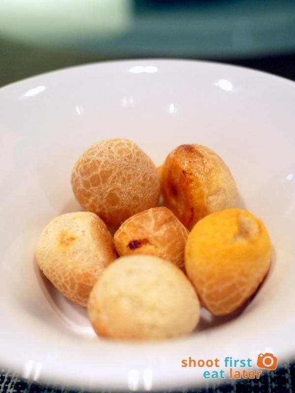 Allium Restaurant - Fresh Baked Chorizo Cheese Bread