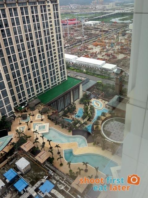 Sheraton Macao Hotel- Executive Suite -015