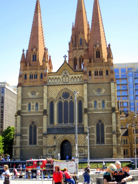 St. Paul's Cathedral - The Anglican Church of Australia