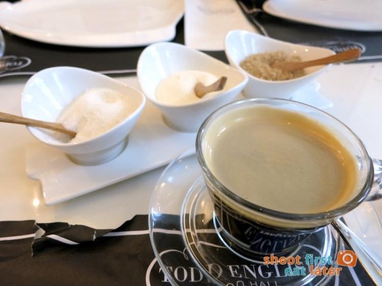 Todd English Food Hall Manila- Lavazza Coffee P80