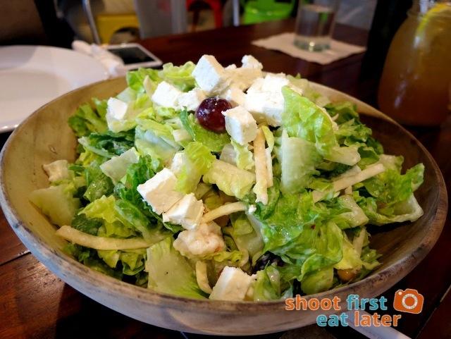 Mykonos salad P550