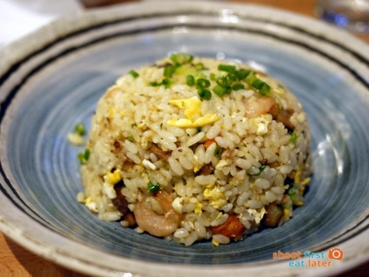 Tampopo Philippines - Tampopo Black Pig Fried Rice P180