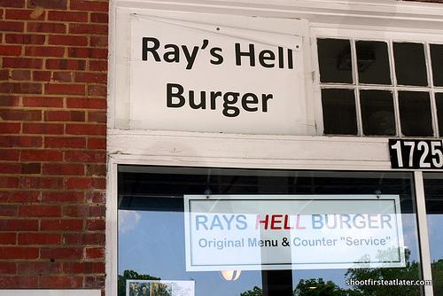 Ray's Hell Burger-1