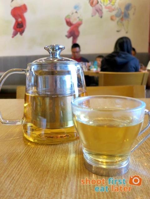 Hainan Shaoye tea