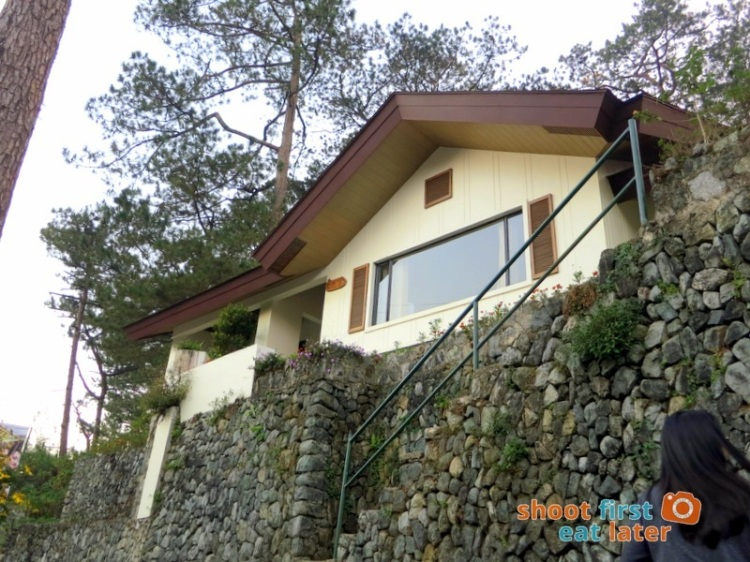 Baguio Country Club 3 Bedroom Cottage