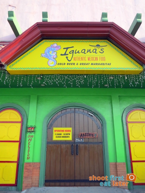 Iguana's Authentic Mexican Food