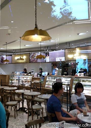 Agnes b Cafe-1