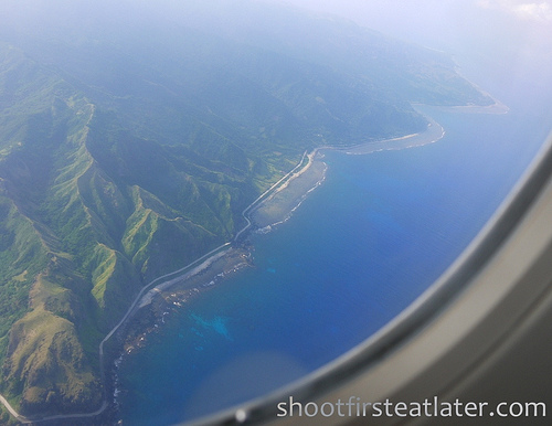 Batanes from the plane-1