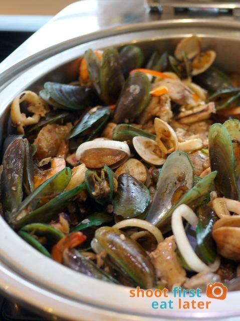 Chef Laudico Guevarra's- seafood a la pobre