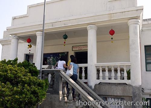 Sabtang Island's municipal tourist information center