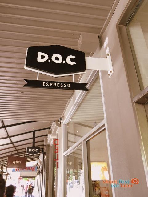 D.O.C. Espresso