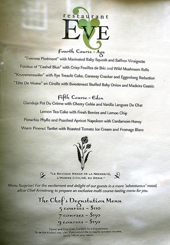 Restaurant Eve menu-2