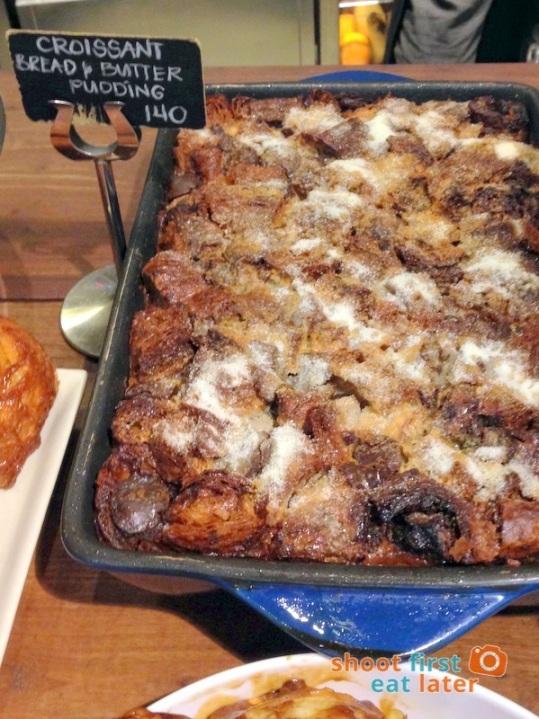 Wildflour Cafe Podium -014 croissant bread pudding P140