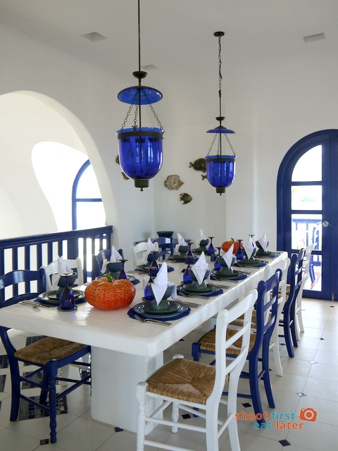 Balesin Island Club - Mykonos Village's Taverna Thanassis restaurant-005