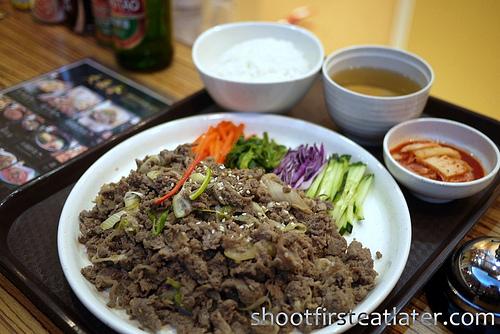 Venetian Macau Fast Food - Korean bulgogi-3