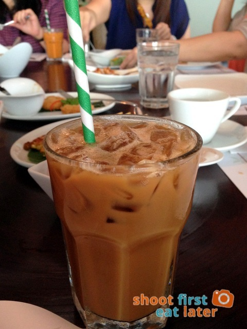 Azuthai -Thai Iced Coffee P95
