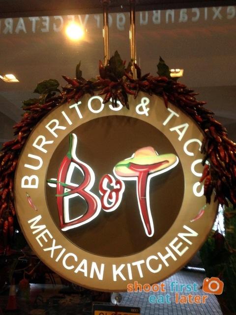 B&T Mexican Kitchen