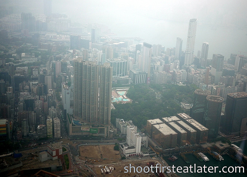Tosca at the Ritz-Carlton Hong Kong- View-1