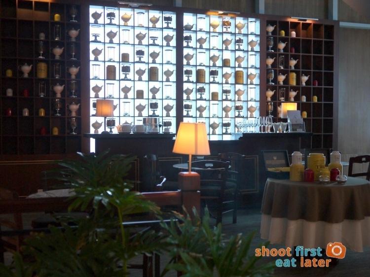 Alphaland's The City Club- The Tea Room
