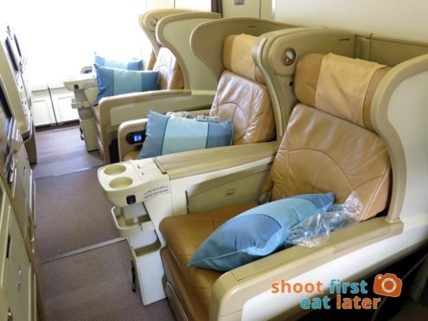 SQ 919 A330-300 Mnl-Sin Business Class-001