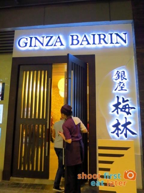 Ginza Bairin Philippines