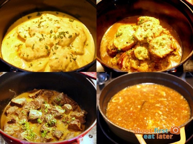 Marco Polo Hotel Ortigas Cucina Restuarant Buffet- International food