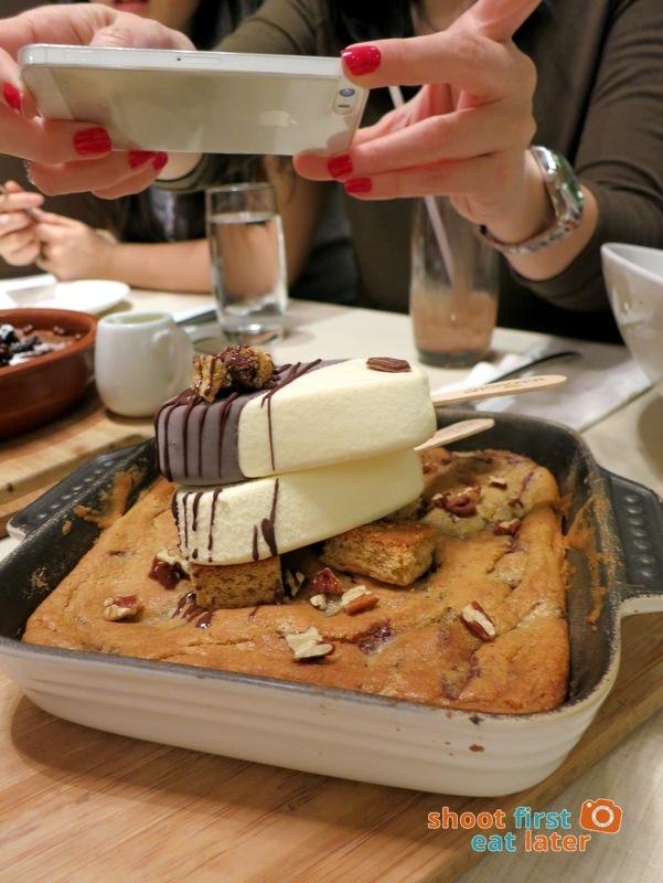 Magnum Manila- Cookie Dough Skillet P300-001