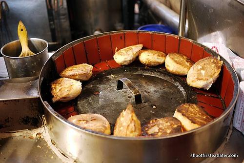 Hu Jiao Bing Black Pepper Pork Buns-2