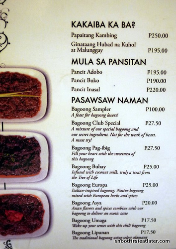 Bagoong Club menu-4