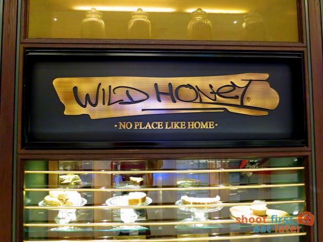 Wild Honey at Scotts Square