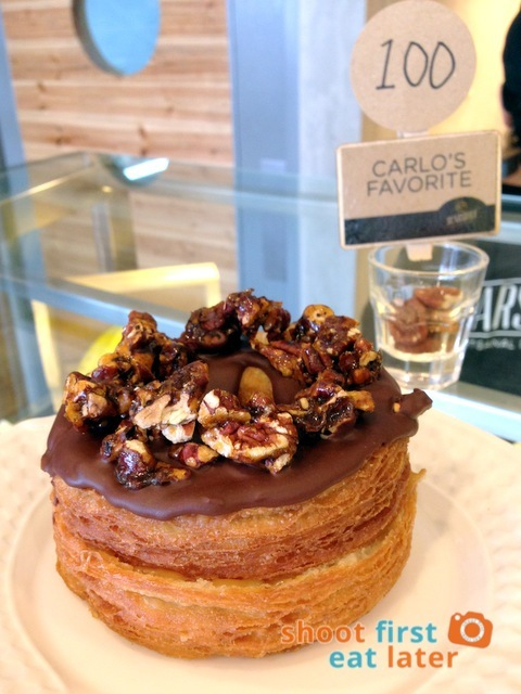 Scarsdale Artisinal Delights- Carlo's Favorite Croughnut P100