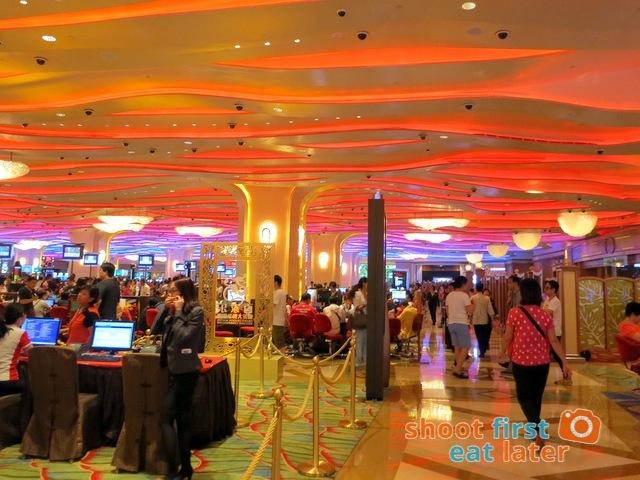 Sheraton Macao casino