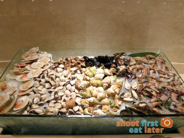 Xin Asian Hotpot & Seafood- shellfish