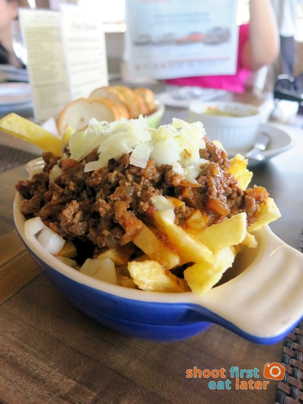 Hill Station Baguio- Tex Mex Fries P130