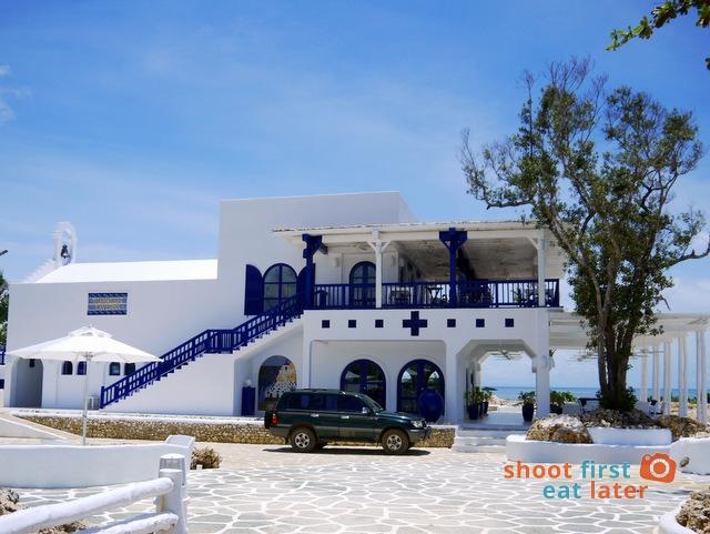 Balesin Island Club - Mykonos Village's Taverna Thanassis restaurant