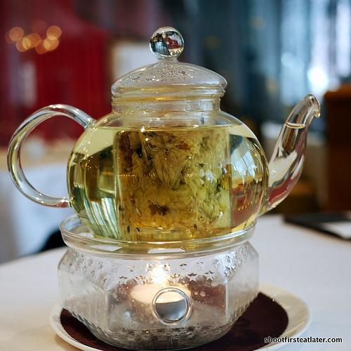 Pak Loh Chiu Chow tea