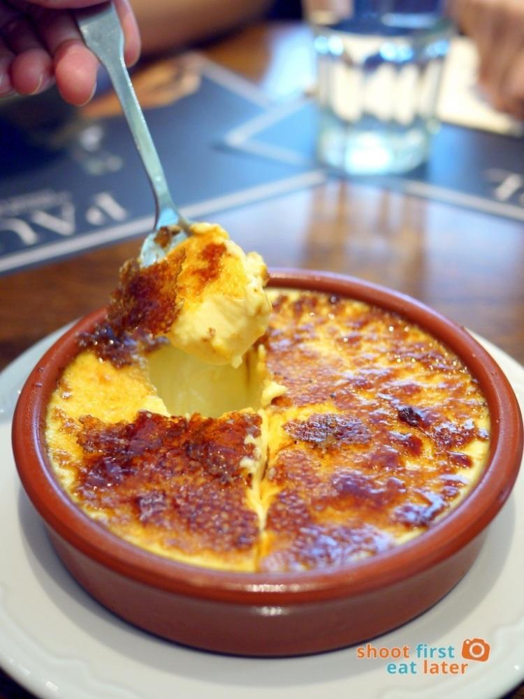 Paul Boulangerie Manila- crème brûlée P150