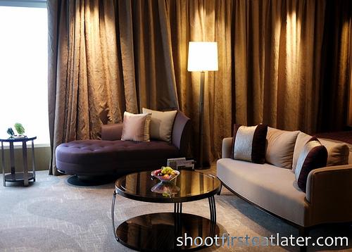 Ritz-Carlton Hong Kong Junior Suite