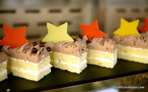 chestnut cake