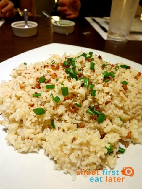 Wooden Spoon - Garlic Rice P125