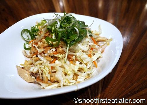 Nahm-Vietnamese chicken salad