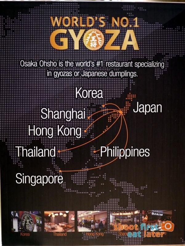 Osaka Ohsho Philippines -002
